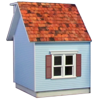 Colonial Dollhouse Addition - 5037 - Product Image
