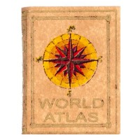 Dollhouse World Atlas Book - Product Image