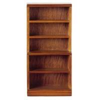 Dollhouse Closed Back Store Shelf- Choice of Finish - - Product Image