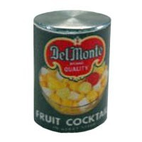 (*) Can of Dollhouse Fruit Cocktail - Product Image