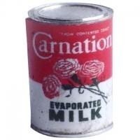 Dollhouse Carnation Evaporated Milk - Product Image
