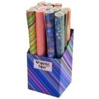 (*) Dollhouse Gift Wrap Display Box(es) - Product Image