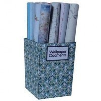 (**) Dollhouse Wallpaper Display Box - Product Image