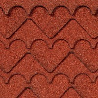 Dollhouse Hearts Asphalt Shingles - Product Image