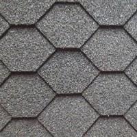 Dollhouse Hexagon Asphalt Shingles - Product Image