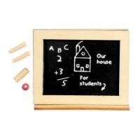 Dollhouse School Chalkboard - Product Image