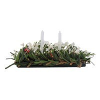 (*) Dollhouse Christmas Centerpiece - Product Image