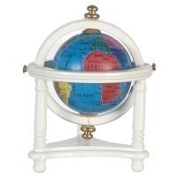 Small Floor Model Globe - Product Image