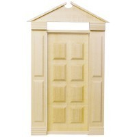 Dollhouse Americana Door - Product Image