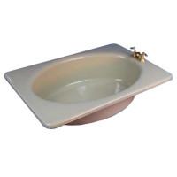 (*) Dollhouse Oval Tub (Kit) - Product Image