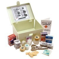 (**) Dollhouse First Aid Kit - Product Image