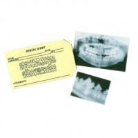 (*) Dollhouse Envelope with X-Ray - Product Image