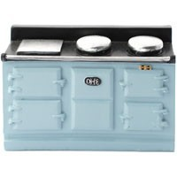 Dollhouse Aga Stove - Large- Choice of Color - - Product Image