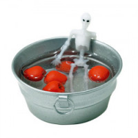 (*) Dollhouse Dunking for Apples with a Friend? - Product Image