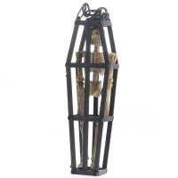 (*) Dollhouse Caged Skeleton - Product Image