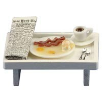Dollhouse Breakfast Bed Tray(s) - Product Image