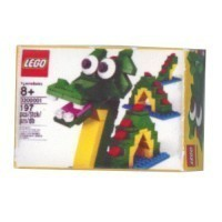 (*) Dollhouse Lego Box - Product Image