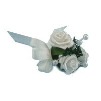 Dollhouse Bridal Bouquet - Product Image