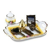 (**) Dollhouse Ladies' Make Up Set - Product Image