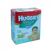 (*) Dollhouse Brand Name Diaper Box - Product Image