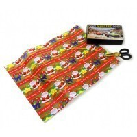 (**) Dollhouse Gift Wrapping Set - Product Image