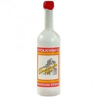 (**) Dollhouse Stolichnaya Vodka - Product Image