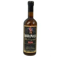 (**) Dollhouse Dark Rum Bottle - Product Image