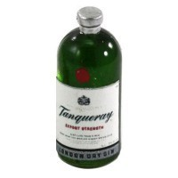 (*) Dollhouse Tangueray Gin Bottle - Product Image