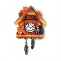 Chalet Black Forest Cuckoo Clock - Product Image