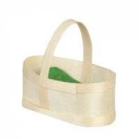 (**) Dollhouse Basket - Product Image