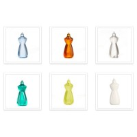 (*) Blank Cleaning Bottles & Cans- Choice of Styles - - Product Image