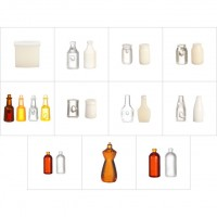 (*) Blank Food Bottles # 1- Choice of Styles - - Product Image