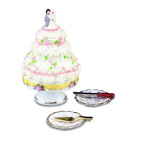 Dollhouse Wedding Cake Set by Reutter - Product Image