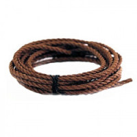 (*) Dollhouse Round Coiled Rope - Product Image