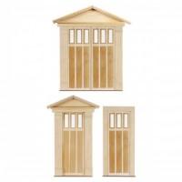 Dollhouse Prairie Door(s) - Product Image
