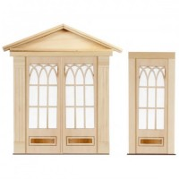 Dollhouse Arch Door(s) - Product Image