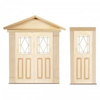 Dollhouse Diamond Top Door(s) - Product Image