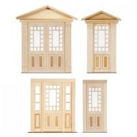 17 Light Raised Panel Door(s) - Product Image