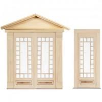 23 Light Raised Panel Door(s) - Product Image