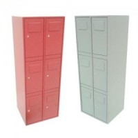 Dollhouse Locker Units - Product Image