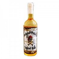 (**) Dollhouse Island Pete's Spiced Rum - Product Image