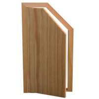 Dollhouse Stratford Attic Door - Product Image