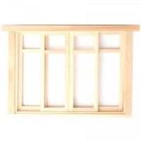 Dollhouse Sliding French Doors - Product Image