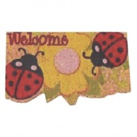 Dollhouse Welcome Mats- Choice of Style - - Product Image