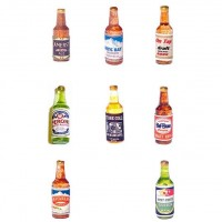 Assorted Dollhouse Beer Bottle(s) - Choice of Styles - Product Image