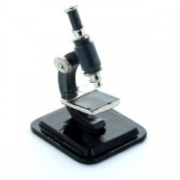(**) Dollhouse Lab Microscope - Product Image