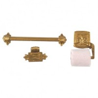 Dollhouse 3 pc. Bathroom Accessories - Product Image