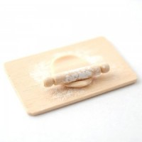 Dollhouse Pastry Board - Product Image