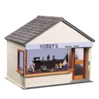 Dollhouse Toy Shop Kit - Product Image