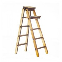 Dollhouse Folding Step Ladder - Product Image